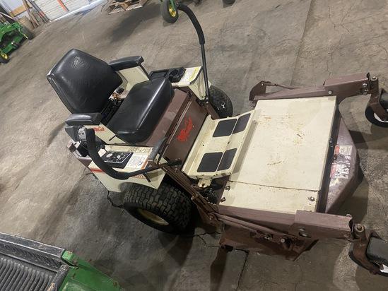 Grasshopper Model 612 Riding Lawn Mower, SN# 453414, 44� Deck (Unit has not been serviced).