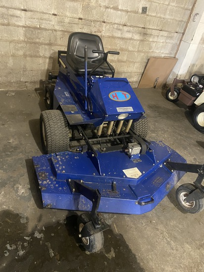 Dienes Model 60SLD Zero Turn Riding Lawn Mower, SN# AI1918 (Unit has not been serviced).