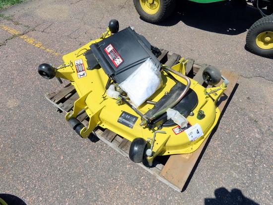 New John Deere 48� Deck for 700 Series Lawn & Garden Tractors, 1m048cbdtbm070233.