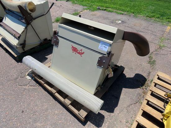 Grasshopper Model 12 Bagger Attachment, Fits 2012 or Older 612, 614, 616 & 618.