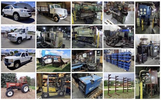Surplus Equipment & Vehicle Auction