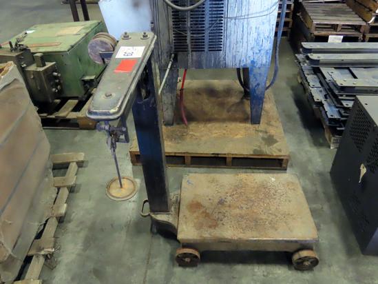 Fairbanks-Morse Antique Platform Scale, SN# G047244