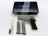 Smith & Wesson Model 1006 Semi-Auto Pistol, SN #TES9823, 10mm Caliber, (2) 9-Shot Magazines, Origina