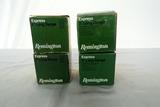 (4) Boxes of Remington .410 Gauge Shotgun Shells (100 Rounds).