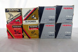 (8) Boxes of Federal 16-Gauge Shotgun Shells (Approx. 200 Rounds - 1 Box is Partial).