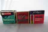 (3) Boxes of JC Higgins, American Eagle & Red Head 16-Gauge Shotgun Shells (75 Rounds).