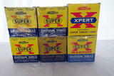 (6) Boxes of Winchester Super X 12 Gauge Shotgun Shells (150 Rounds).