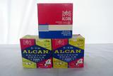 (3) Boxes of Alcan 12 Gauge Shotgun Shells (75 Rounds).