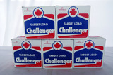 (5) Boxes of Challenger 12 Gauge Shotgun Shells (125 Rounds).