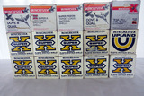 (15) Boxes of Western Super X 12 Gauge Shotgun Shells (Approx. 375 Rounds), (2) Partial Boxes.