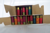 (3) Boxes of Unmarked 12 Gauge Shotgun Shells (Approx. 75 Rounds), (1) Partial Box.