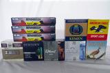 (10) Boxes of Misc. Brands of 12 Gauge Shotgun Shells (235 Rounds).