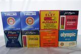 (8) Boxes of JC Higgins, Eley, etc. 12 Gauge Shotgun Shells (Approx. 200 Rounds), (1) Partial Box.