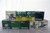 (9) Boxes of Remington 20 Gauge Shotgun Shells (225 Rounds).