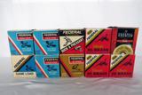 (10) Boxes of Federal 20 Gauge Shotgun Shells, 25 Wing-Shok Lead Shells, 100 Field Load Shells, 25 G