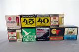 (9) Misc. Brand 20 Gauge Shotgun Shells, 25 Mirage-Coccia Dove & Quail Load Shells, 25 PMC Heavy Fie