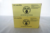 (2) Boxes of UMC .22 LR Rounds, 1000 Rounds.