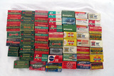 Large Box of Small 50 Round Boxes of Misc. Brands including Peters, Winchester, Remington, Western,