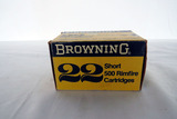 (1) Box of Browning High Velocity