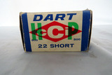 (1) Box of CCI Dart HP .22 Short, Partial Box, Approximately 400 Rounds.