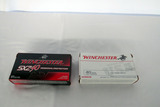 (2) Boxes of Winchester .40 Smith & Wesson Handgun Ammo.