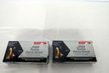 (2) Boxes of Aquila .380 Auto Ammo.