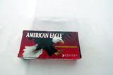 (1) Box of American Eagle .380 Auto Handgun Ammo.