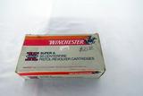 (1) Box of Winchester .41 Remington Mag Handgun Ammo.