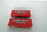 (2) Boxes of Black Hills Ammo .44 Mag Handgun Ammo.
