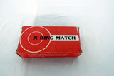 (1) Box of X-Ring Match .45 Auto Handgun Ammo (Partial Box).