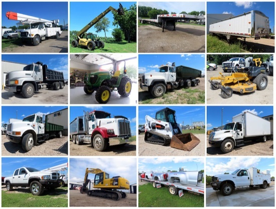 Fall Fremont Truck Auction