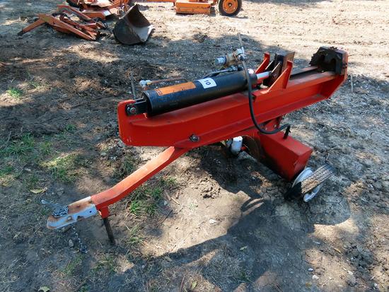 Speco Light Commercial Log Splitter, Briggs & Stratton 8HP Gas Engine, 1-Ax