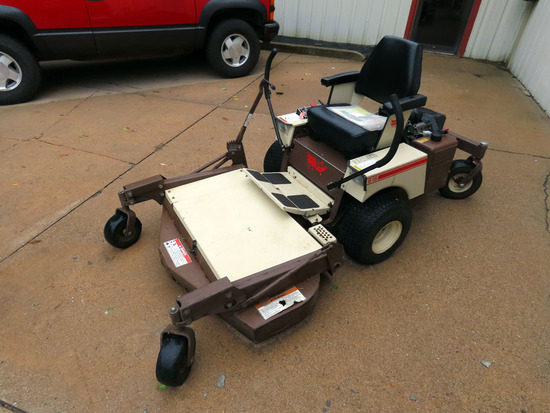 Grasshopper Model 616 Commercial Zero Turn Front Deck Riding Lawn Mower, SN #340873, Briggs &