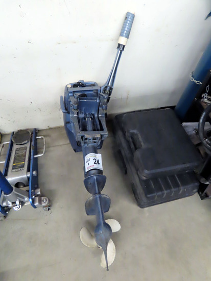 Evinrude 9.9HP Outboard Boat Motor (Excellent Condition).