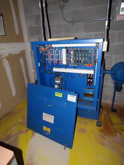 1988 Dober Elevator Systems Inc Model EP-080-20 Rota-Flow Power Unit & Elev