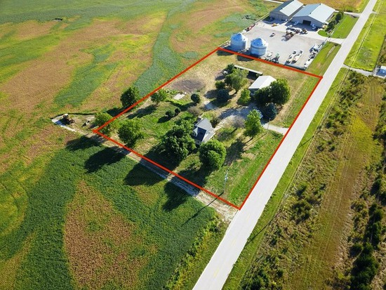 Absolute Acreage & Building Real Estate Auction