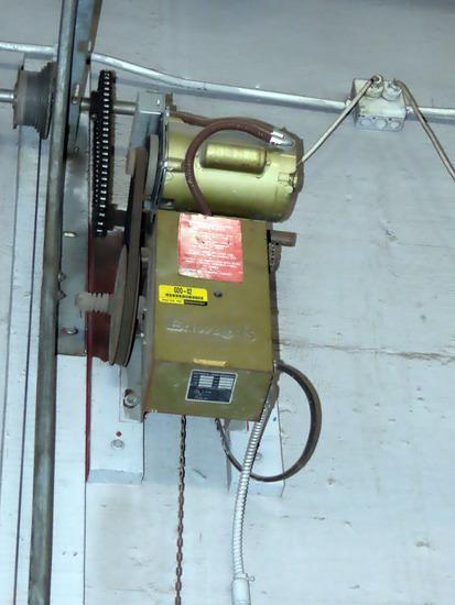 Edwards Electric Door Opener (Opener ONLY-Door NOT Included).