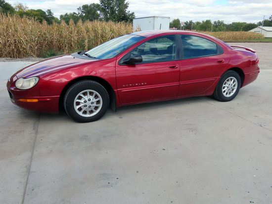 1999 Chrysler Concorde 4-Door Sedan, VIN #2C3HD46R7XH615725, 2.7 Liter DOHC