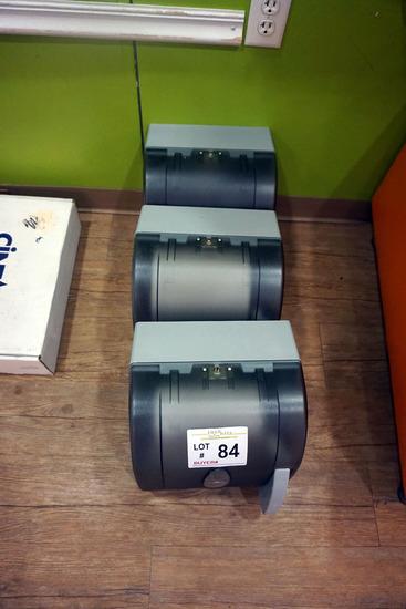 (3) Georgia Pacific Paper Towel Dispensers.