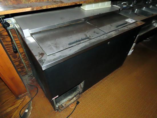 "Beverage-Air Model BKV-DW49 Commercial Stainless Steel ""Under Bar"" 2-Do"