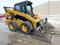 2014 Caterpillar Model 262D Skidloader, SN# CAT0262DTDTB00486, Caterpillar Turbo Diesel Engine, Cab