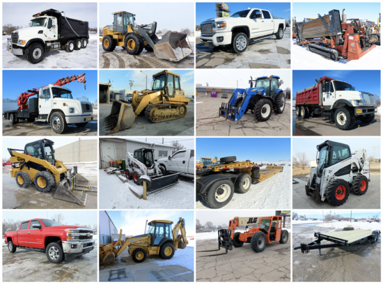 Spring Truck Auction