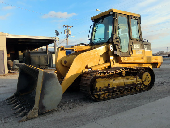 1999 Caterpillar Model 953C Crawler Loader, SN# 2ZN02158, Caterpillar 3116 Turbo Diesel Engine, Powe