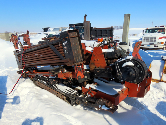 1998 Ditch Witch Model 1720 Directional Drill, SN#2R1075, 5,836 Hours, 5,508 Hours on 2nd Meter, Rub