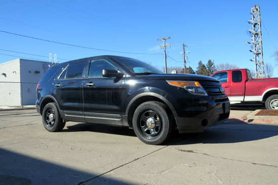 2014 Ford Explorer 4-Door Sport Utility Vehicle, VIN# 1FM5K8AROEGB37946, All Wheel  Drive, 3.7 Liter
