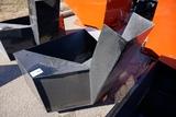 New/Unused 3/4 Cubic Yard Steel Concrete Bucket.