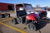 Polaris Model RGR-14 Ranger, VIN# 4XARH57A8EE232634 (NOTE: Has Brand New Battery-Wouldn't Turn Over