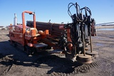 1999 Ditch Witch Model JT4020 Directional Boring Machine, SN#2S3984, 10,159 Hours, Operator Control