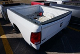Dodge Pickup Box, Short Box, White (This is a Pickup Box ONLY, Not a Full Pickup).