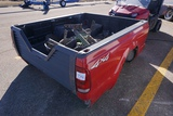 2000 Ford F-250 Short Pickup Box, Red (This is a Pickup Box ONLY, not a full Pickup).
